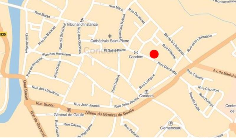 1408SB-SI plan rue gambetta