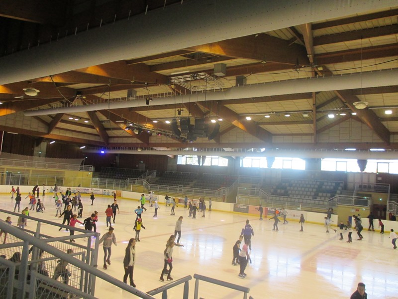 photos patinoire